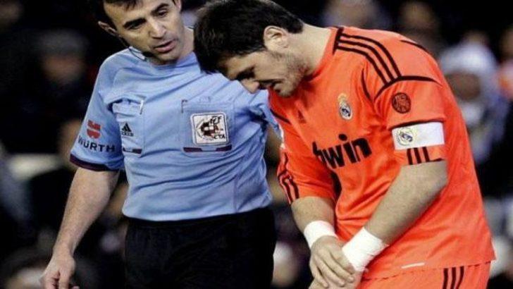 Real Madrid'de Casillas şoku!