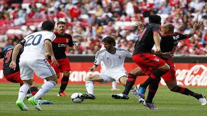 Real Madrid 5'lik oldu (Video)