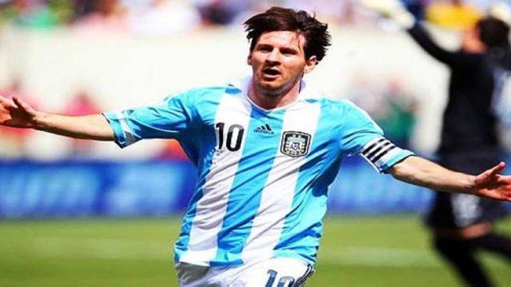 Arjantin Milli Takımı taşlandı..!