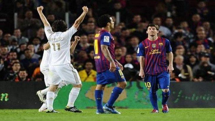 Real, Barca'nın ipini çekti! (Video)