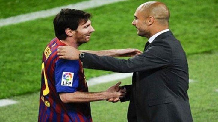 Messi gol oldu yağdı! (Video)