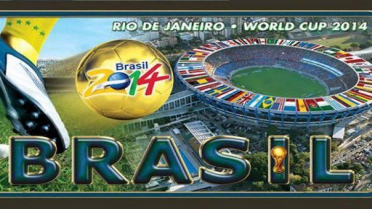 2014 Dünya Kupası fikstürü belli oldu!