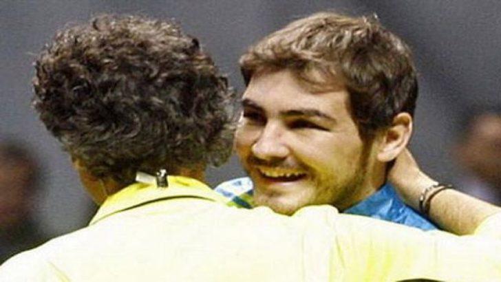Casillas tanınmaz halde..!