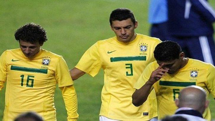 Brezilya sıfır çekti! (Video)