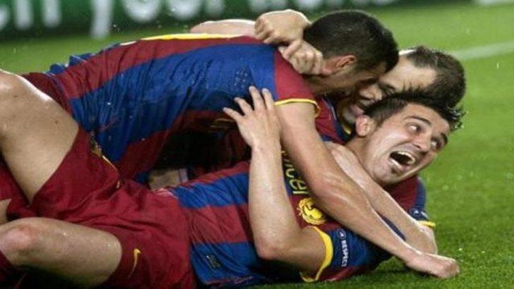 Barça işi bitirdi! (İZLEYİN)