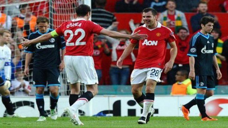 Old Trafford sevinçten sallandı! (İZLEYİN)