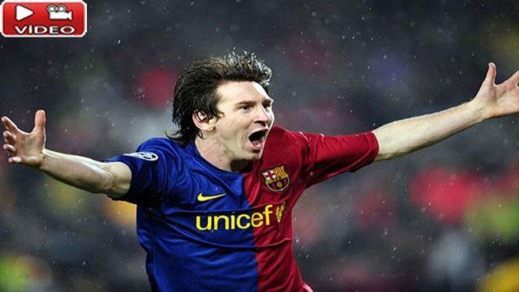 Messi... Messi... Messiii... 53 muhteşem gol (Video)