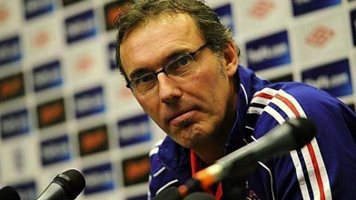 PSG'nin yeni teknik direktörü Blanc