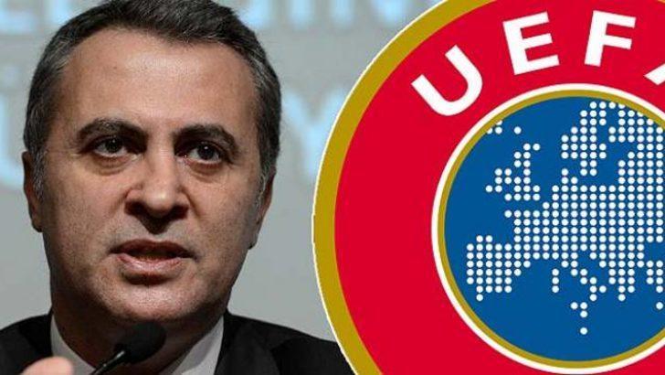 UEFA'nın Beşiktaş'ı korkutan notu