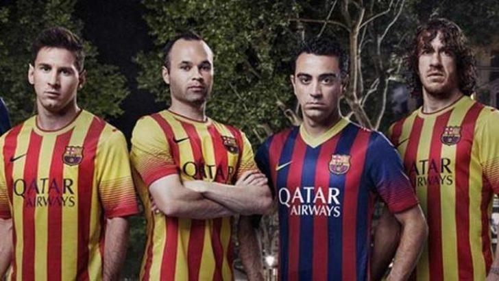 Barça'dan rekor kıran forma!