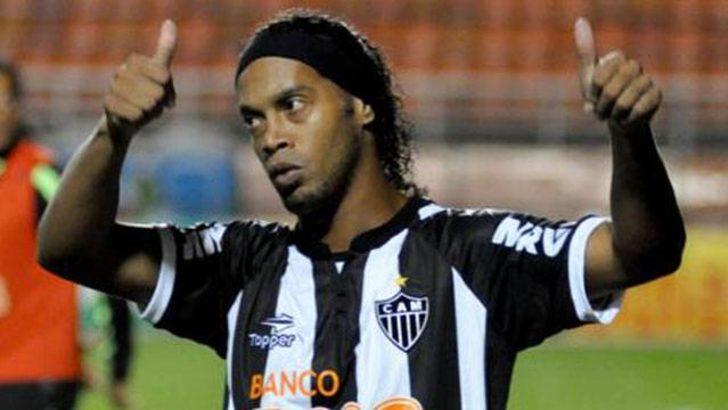 Ronaldinho Beşiktaş'a gelmeye hazır!