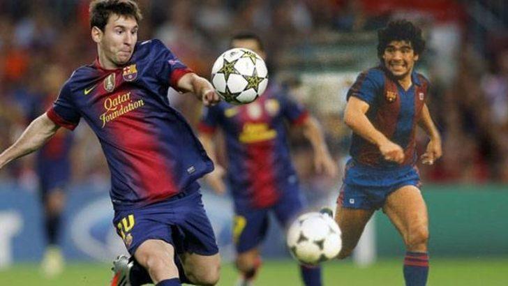 Pele, Maradona, Messi, Mourinho aynı takımda!