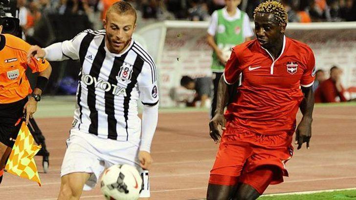 Gaziantepspor-Beşiktaş maçı şifresiz