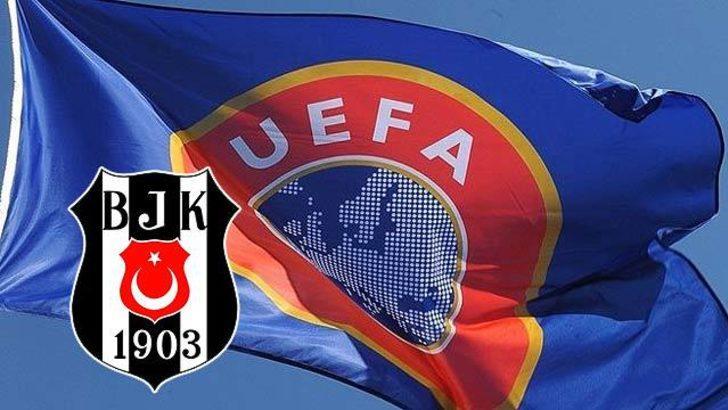 UEFA, Beşiktaş'ın Türkiye Kupası'nı iade etti