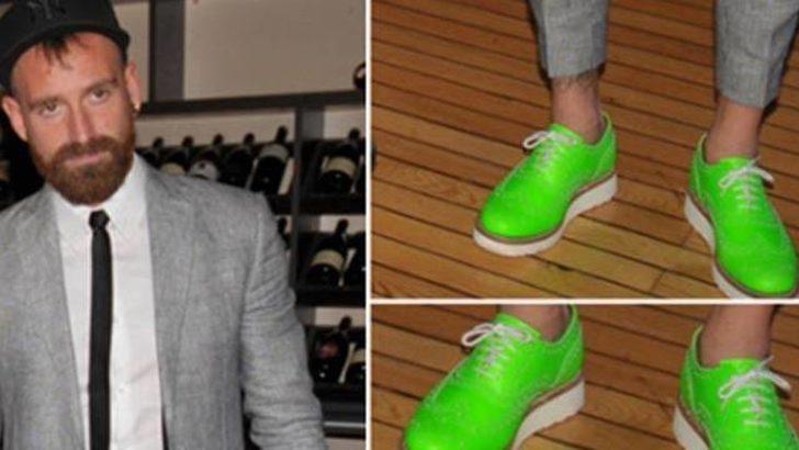 Meireles'in ayakkabıları sosyal medyayı salladı!