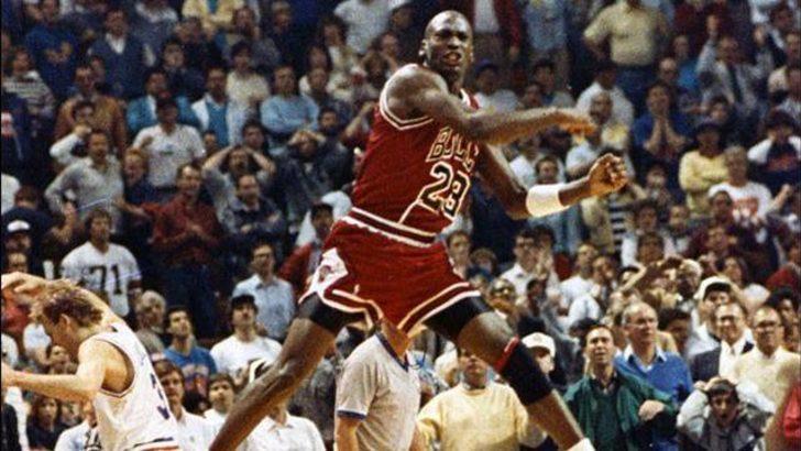 Michael Jordan'ın ayakkabıları dudak uçuklatan fiyata satıldı
