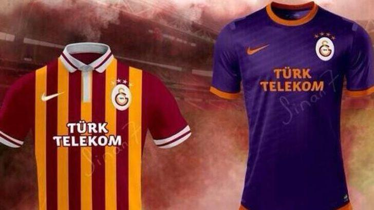Galatasaray taraftarının forma isyanı