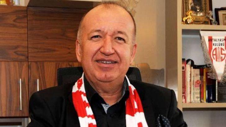 MP Antalyaspor'dan Galatasaray'a tepki