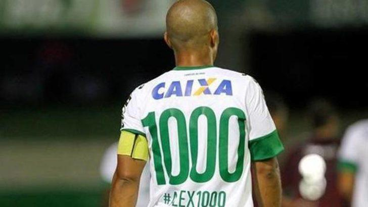 Alex De Souza'dan 1000. maçında gol!