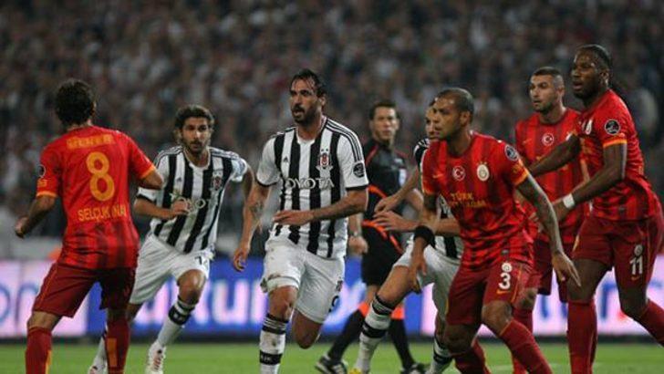 İşte Galatasaray-Beşiktaş derbisinin oranları