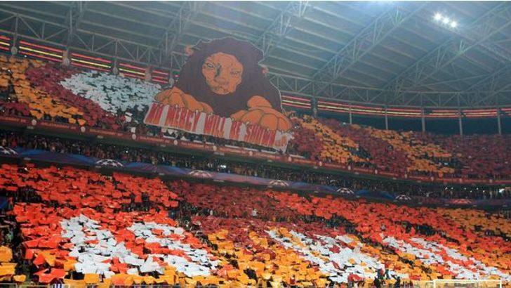 Arena'da İtalyan usulü destek!