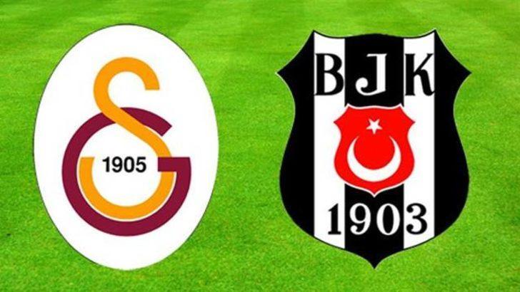Galatasaray, Beşiktaş'ı ikiye katladı
