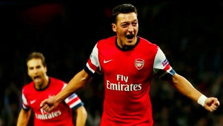 Mesut Özil karakolluk oldu