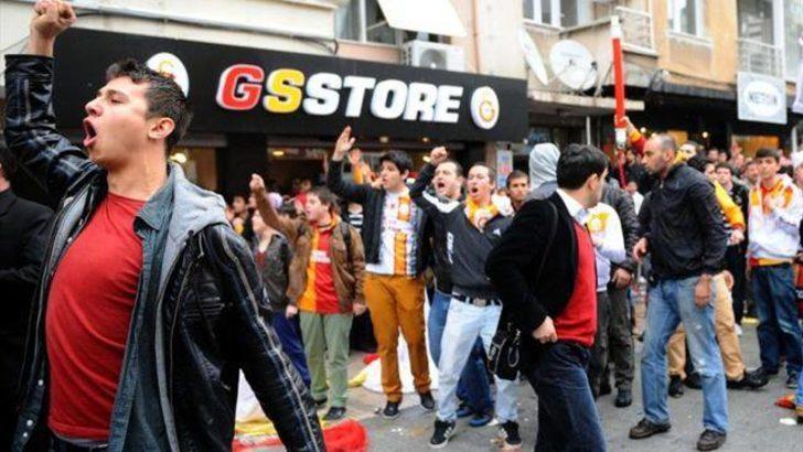 Taksim'de büyük kavga!