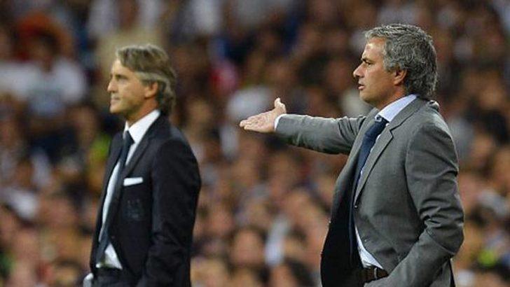 Mourinho'dan Mancini'ye sert cevap