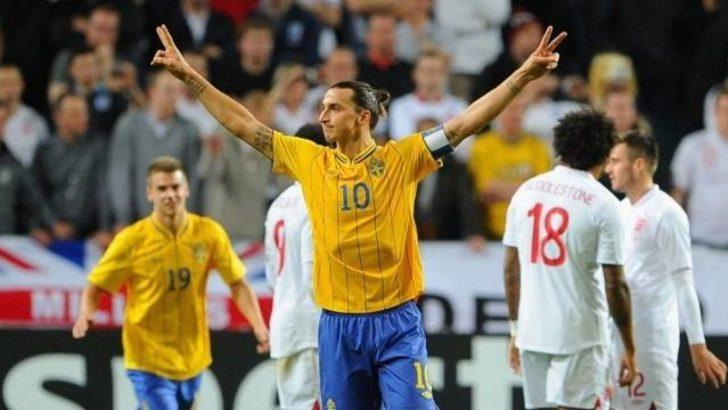 İsveç'in kadrosu açıklandı! İbrahimovic Türkiye'ye geliyor