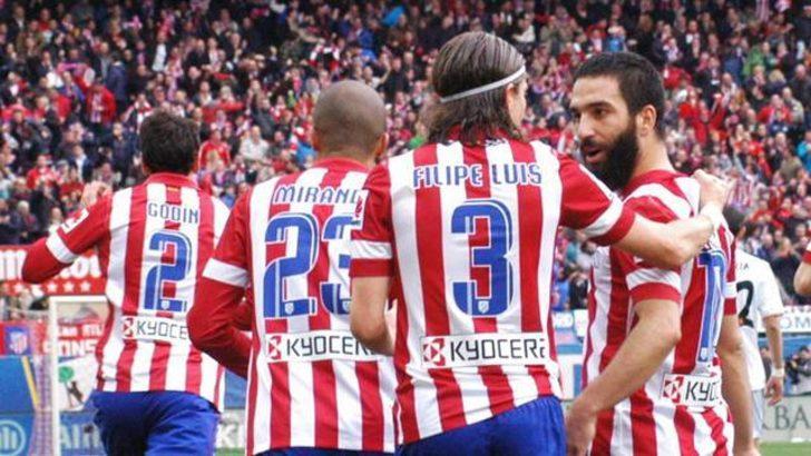 Madrid derbisinde puanlar paylaşıldı