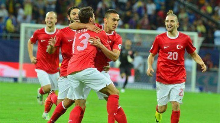 Türkiye İsveç maçı saat kaçta, hangi kanalda?