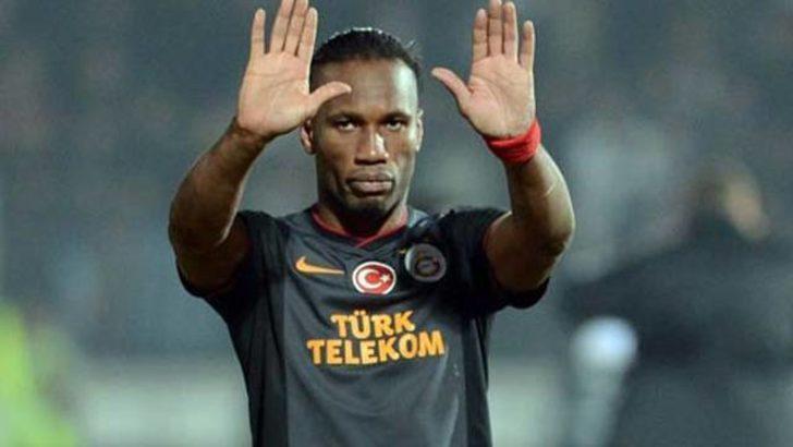 """Drogba : """"Fenerbahçe'yi yenersek, kalırım."""""""