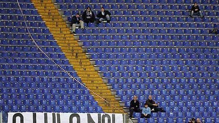 Lazio taraftarlarından Burak Yılmaz isyanı!
