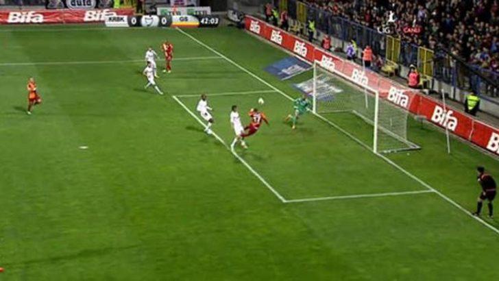 Galatasaraylıların çıldırdığı an!