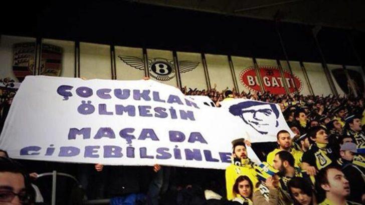 Fenerbahçe Berkin'i unutmadı!