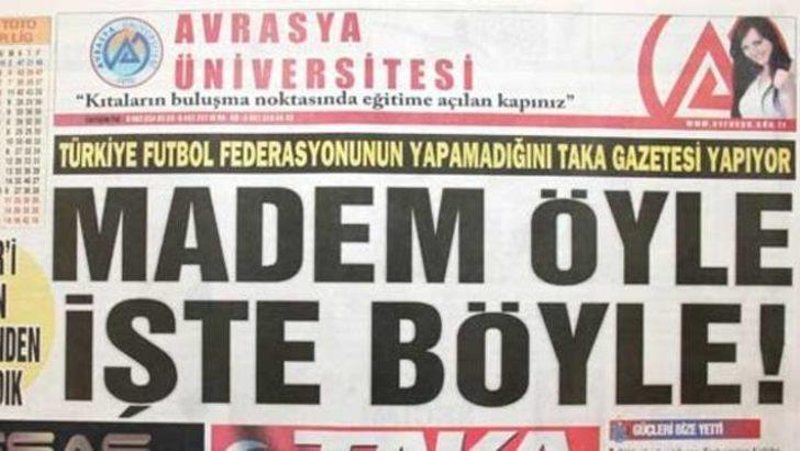 Fenerbahçe'yi puan cetvelinden çıkardılar