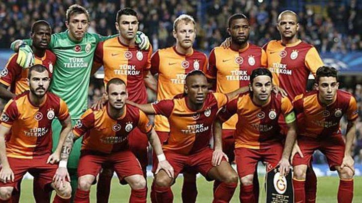 Galatasaray'a 51.5 milyon Euro'luk piyango