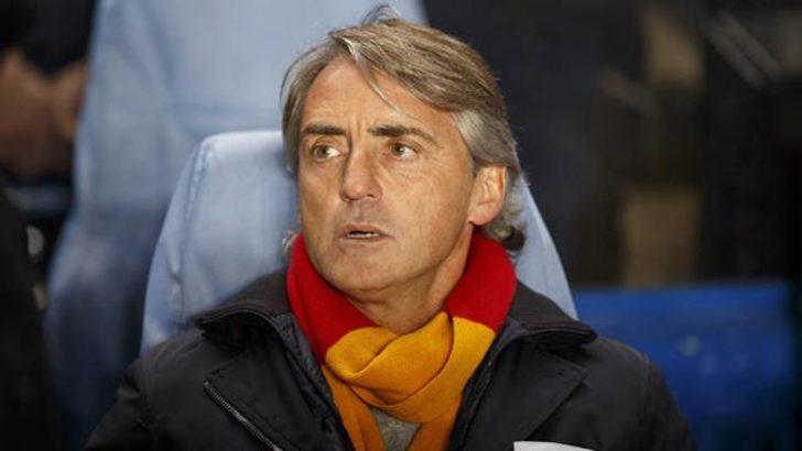 Mancini ile şartlı devam!