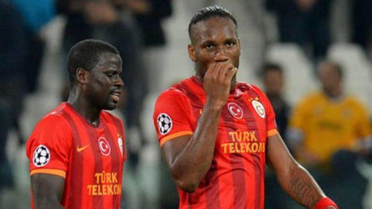 Drogba-Eboue fişi çekti