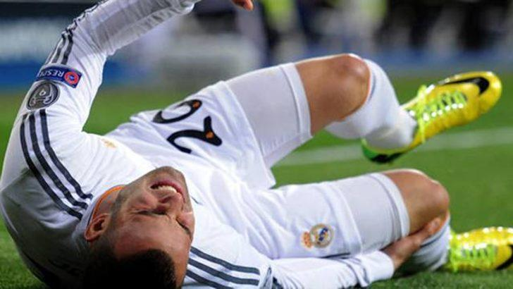 Real Madridli yıldız ölümden döndü!