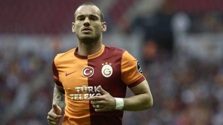 Menajeri açıkladı: Sneijder 3 yıl daha istiyor