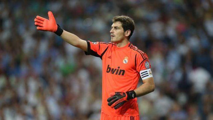 Casillas'ın yeni takımı...