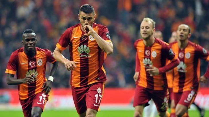 Burak Yılmaz Galatasaray yıkılmaz!