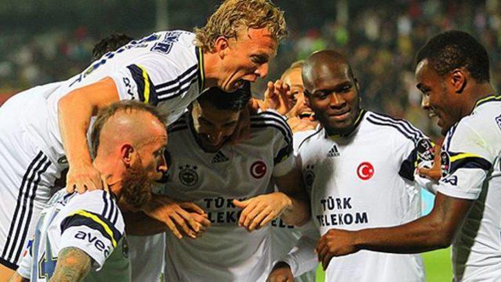 Fenerbahçe 1 attı Balıkesir'de ilkleri yaşadı