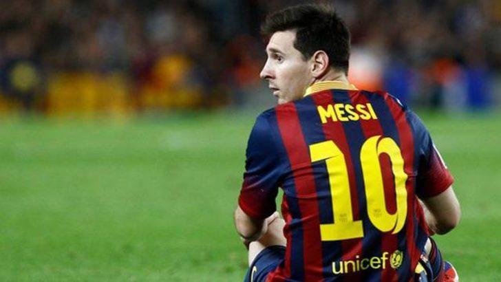 Lionel Messi hakkında korkunç şüphe