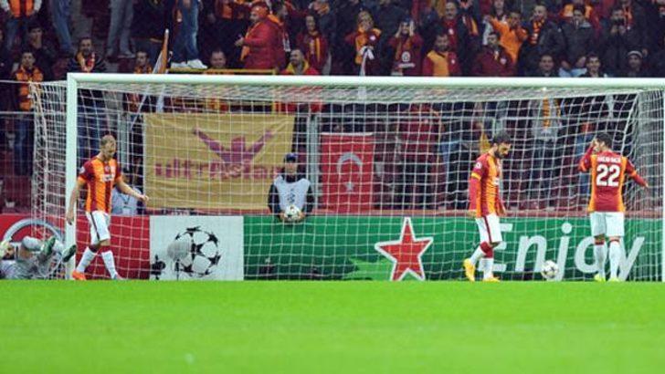 Tarihin en kötü Galatasaray'ı