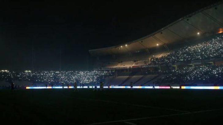 Beşiktaş maçında şok gelişme