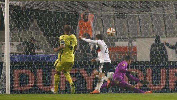Karanlıktan aydınlığa Beşiktaş zirveye uçtu