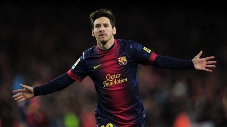 Manchester City'den Lionel Messi'ye 400 milyon Euro